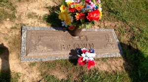 Ma and Pa Grave